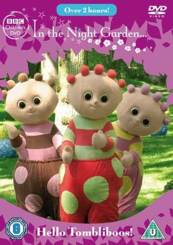 In The Night Garden: Hello Tombliboos! [DVD]