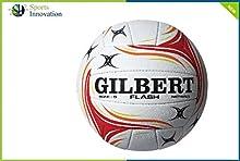 Gilbert FLASH partido NETBALL - tamaño 5