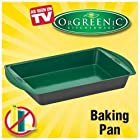 As Seen on TV Orgreenic Baking Pan 9in by 13in