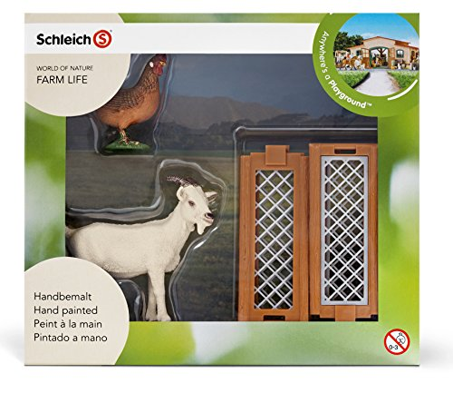 Schleich Small Farm Animal Set - 1