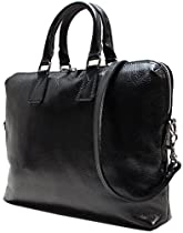 Floto Milano Leather Slim Briefcase
