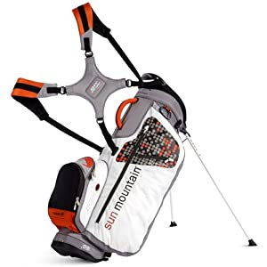 Sun Mountain 2014 Women's Three 5 Golf Stand Bag