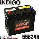 INDIGOバッテリー シエンタ【型式UA-NCP85G 2003年9月~ 1NZ-FEエンジン AT・4WD 標準車】