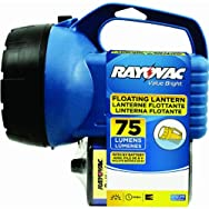 Ray-O-Vac EFL6V-BA 6V Floating Lantern
