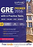 GRE® Premier 2016 with 6 Practice Te...