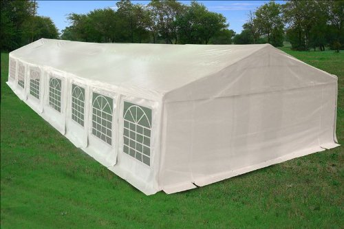 46 x20 Heavy Duty Party Tent Wedding Canopy Carport Shelter