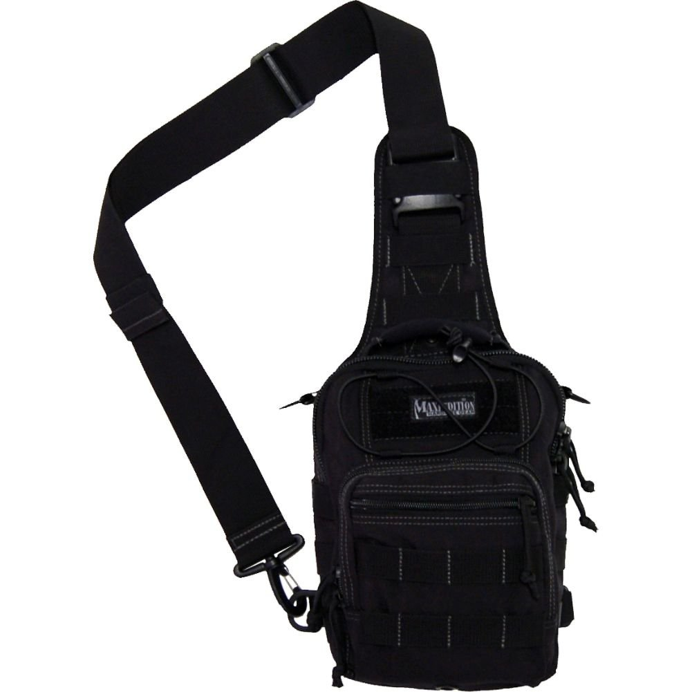 Amazon.com : Maxpedition Remora Gearslinger, Black : Hunting Game Belts And Bags