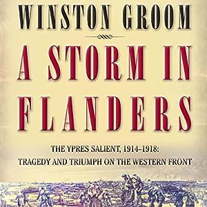 A Storm in Flanders Audiobook