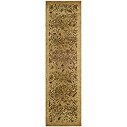 Safavieh Lyndhurst Collection LNH224A Traditional Paisley Beige and Multi Runner (2\'3\