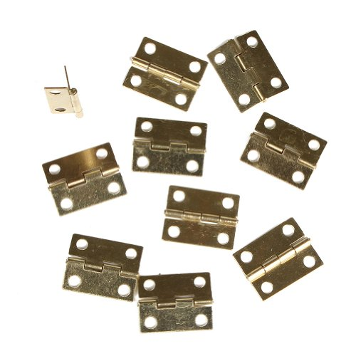 2013Newestseller 30Pcs Mini Cabinet Drawer Butt Hinges Multifuction Accessories front-782871