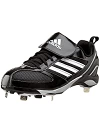 adidas Men's Diamond King Metal Low Baseball Cleat