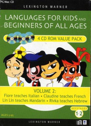Languages For Kids Volume 2