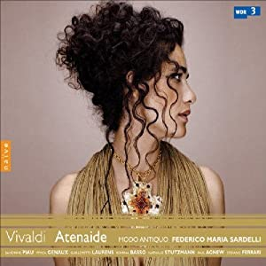 Vivaldi - Atenaide / Piau, Agnew, Laurens, Stutzmann, Genaux, Basso, Ferrari, Modo Antiquo, Sardelli