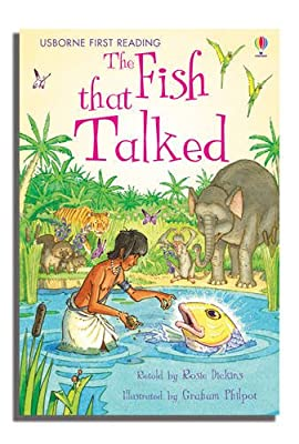 The-Fish-That-Talked-First-Reading-Usborne-First-Reading-Dickins-Rosie-Us