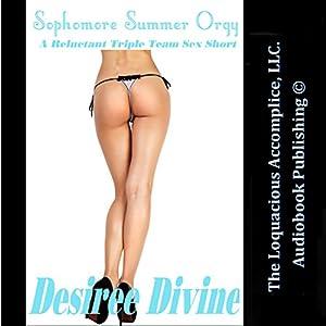 Sophomore Summer Orgy Audiobook