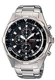 Casio Men's AMW330D-1AV Dive Chronograph Stainless Steel Watch