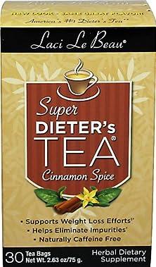 buy Super Dieters Tea-Cinnamon Spice - 30 - Bag