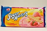 Gamesa Strawberry Wafers, 7 oz.