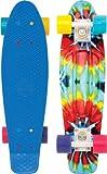 """Penny 22"""" Graphic Skateboard - Tie-Dye"""