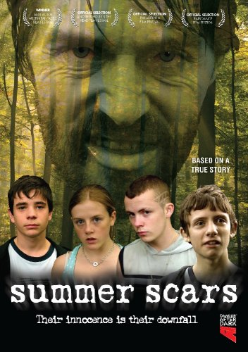 Cover art for  Summer Scars