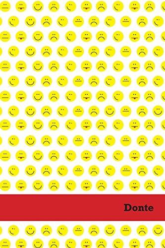 Etchbooks Donte, Emoji, Wide Rule