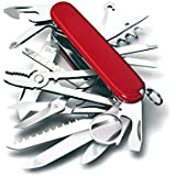 Cevinee™ Multi-functional 16 in 1 EDC Classic Folding Army Knife Emergency Pocket Knife - Red