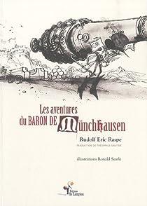 Les aventures du baron de Münchhausen par Raspe