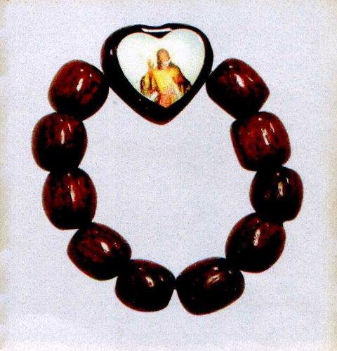 Finger Ring Rosary - Divine Mercy - IMPORTED