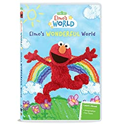 Sesame Street:Elmo's World: Elmo's Wonderful World