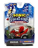 Knuckles the Echidna: Sonic and Sega All-Stars Racing Pull Back Car