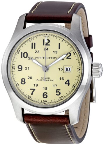 Hamilton Men's H70555523 Khaki Field Automatic Watch