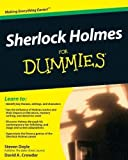 img - for Sherlock Holmes For Dummies 1st (first) Edition by Steven Doyle, David A. Crowder published by For Dummies (2010) book / textbook / text book