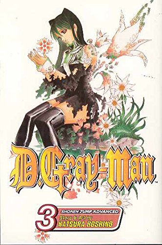 D.Gray-man, Volume 03