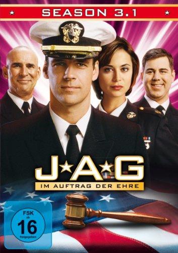 JAG: Im Auftrag der Ehre - Season 3, Vol. 1 [3 DVDs]