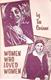 Women Who Loved Women (0930143000) by Corinne, Tee