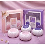 Yardley Soap Gift Set English Rose - Set Of 4