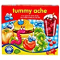 Orchard Toys Tummy Ache - Juego familiar sobre alimentacin