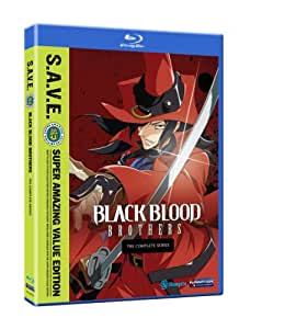 Black Blood Brothers: The Complete Series S.A.V.E. [Blu-ray]