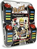 echange, troc Buzz! Hollywood with Buzzers (PS2) [Import anglais]