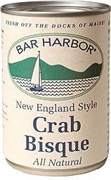 Bar Harbor All Natural Crab Bisque, Cans- 10.5 oz, 6 pk