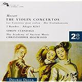 Mozart: Violin Concertos Nos 1 - 5