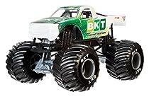 Hot Wheels Monster Jam 1:24 Scale BKT Vehicle