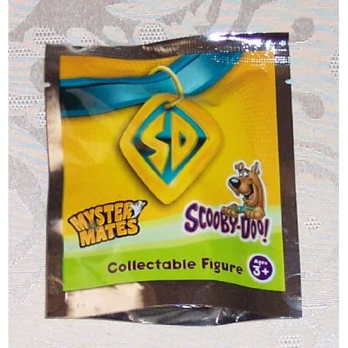 SCOOBY DOO Mystery Mates Collectible Figure. Toy Fare New York Sealed Mystery