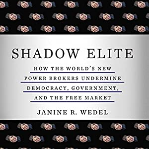 Shadow Elite Audiobook