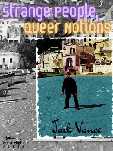 Strange People, Queer Notions cover