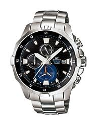 Casio Edifice Analog Black Dial Men's Watch - EFM-502D-1AVDF (EX091)