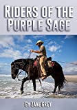 Image of Riders of the Purple Sage