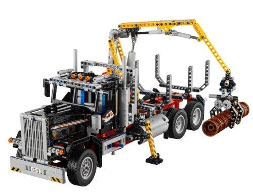 lego technic 9397 holztransporter neu review kaufen 2019. Black Bedroom Furniture Sets. Home Design Ideas