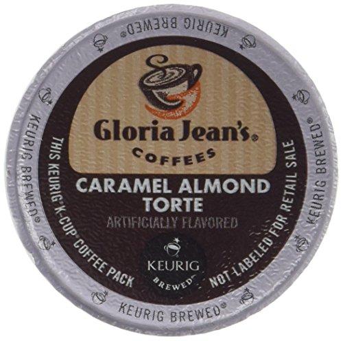 Gloria Jean's K-cup Sampler for Keurig 2.0 - Butter Toffee, Mudslide ...