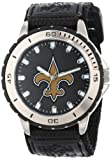 Game Time Men's NFL-VET-NO Veteran Custom New Orleans Saints Veteran Series Watch at Amazon.com